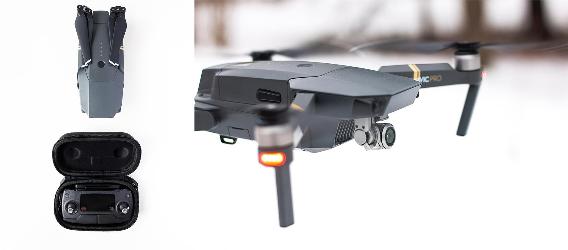 La garanzia di un drone